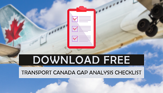Transport Canada Gap Analysis Checklist