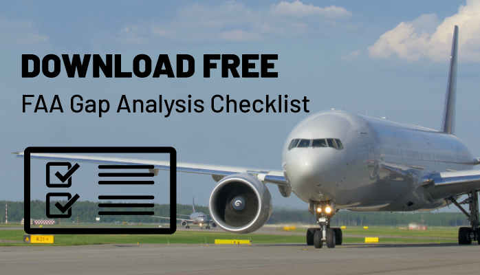 free aviation safety management systems (SMS) gap analysis Checklist download