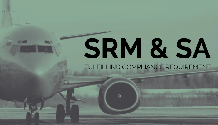 SRM fulfilling compliance requirement