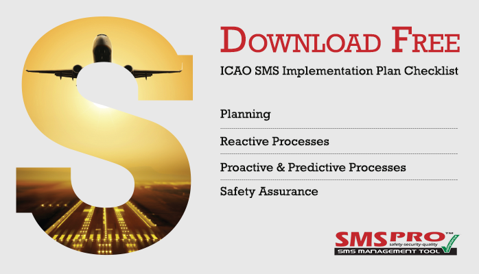 Download free checklists of SMS Implementation Plans Airlines Airports ICAO Transport Canada