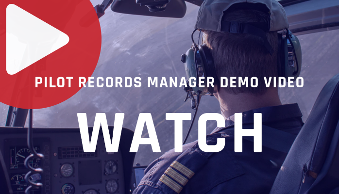 Pilot Record Manager optimized file keeping tool in aviation SMS