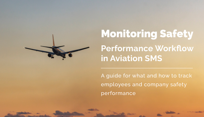 Safety Performance Monitoring Workflow for Aviation SMS