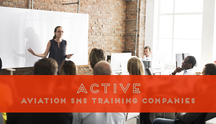 Active Aviation SMS Training Companies