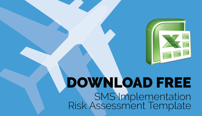 Download Free Aviation SMS Implementation Risk Assessment Template