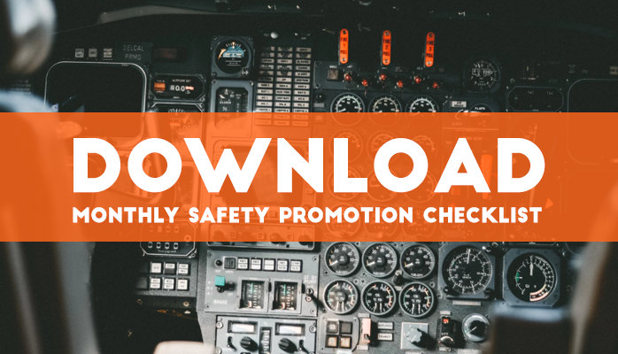 Download Monthly Safety Culture Checklist