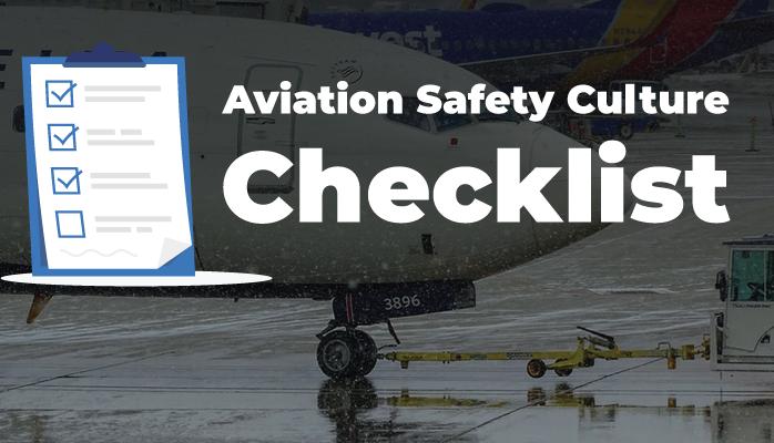 Safety Culture Checklist