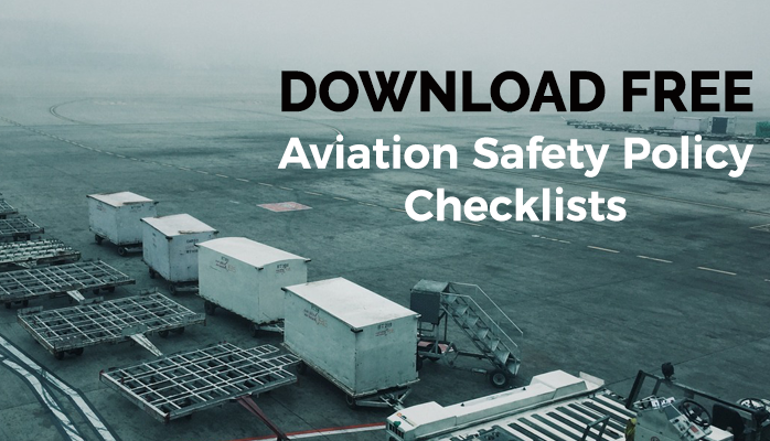Download free safety-policy-checklist for airline airport aviation SMS programs